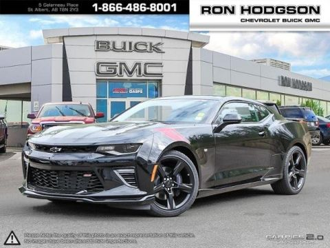New 2018 Chevrolet Camaro SS RWD 2dr Car