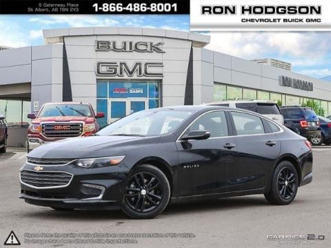 Pre-Owned 2017 Chevrolet Malibu LT FWD 4dr Car
