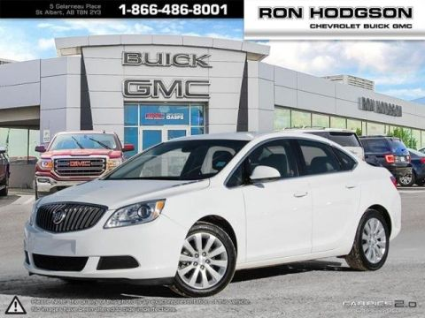 Pre-Owned 2016 Buick Verano FWD 4dr Car