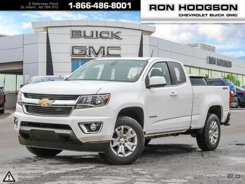 New 2018 Chevrolet Colorado 4WD LT