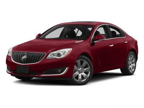 Pre-Owned 2014 Buick Regal Premium I AWD