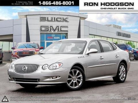 Pre-Owned 2008 BUICK ALLURE Front Wheel Drive 4dr Car