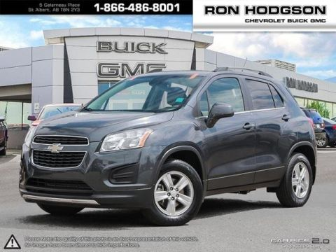 Pre-Owned 2014 CHEVROLET TRAX AWD