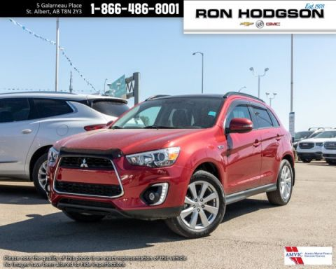 Pre-Owned 2015 MITSUBISHI RVR AWD SUNROOF HTD SEATS